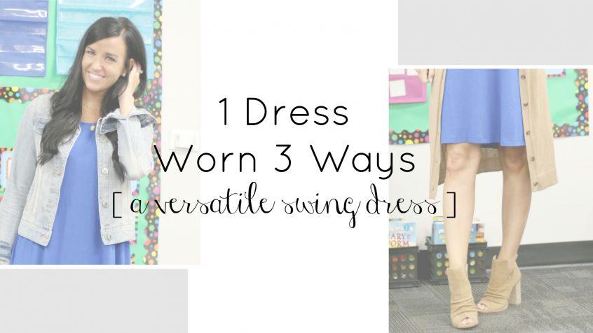 A Pencil Skirt Styled 4 Ways | Floral Pencil Skirt | Teacherfashionista | Jules