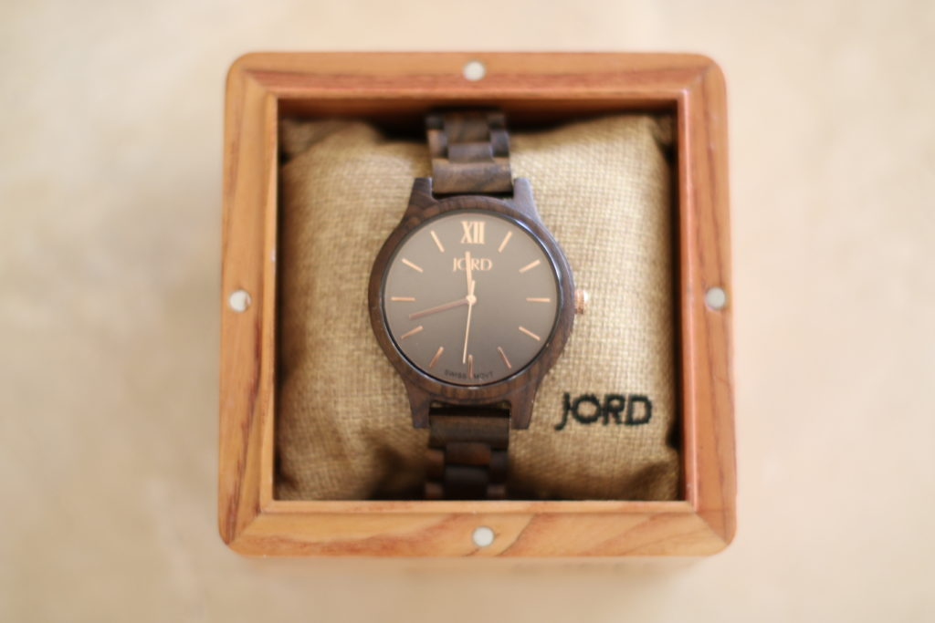 JORD Watch | Wood Watch | Fall Style | Timepiece | Teacherfashionista