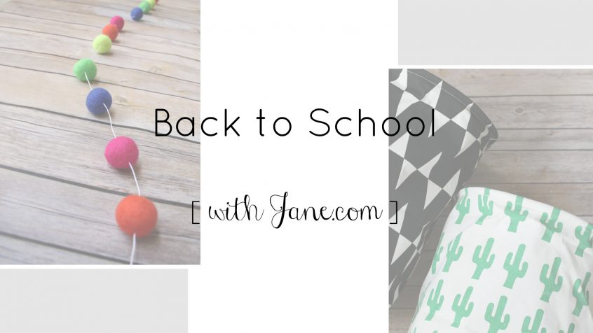 Back to School | Classroom Decor | School Decor | Jane.com | Teacherfashionista