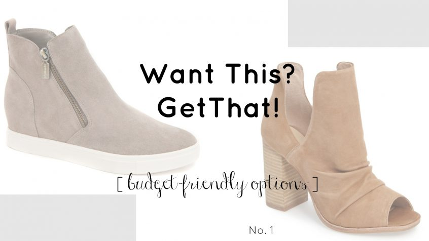 Want This Get That | Budget Friendly Dupes | Teacherfashionista | Jules