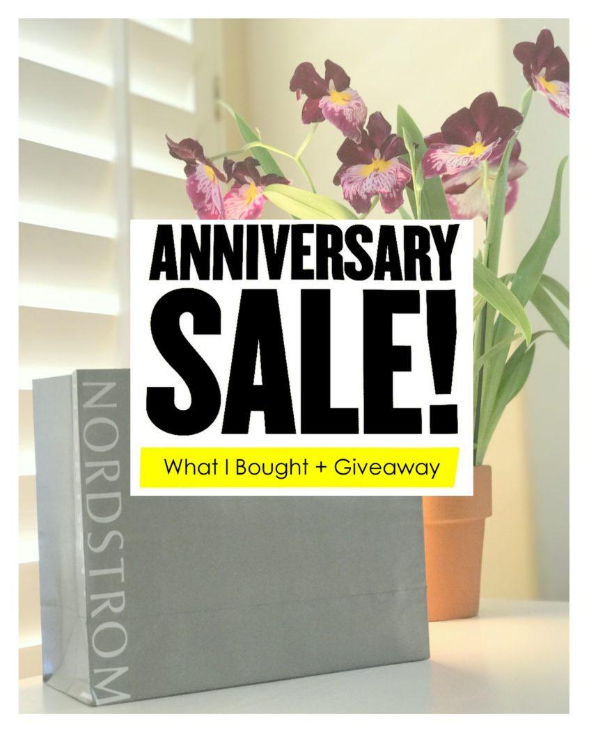 Nordstrom Anniversary Sale | Nordstrom | Giveaway | Teacherfashionista