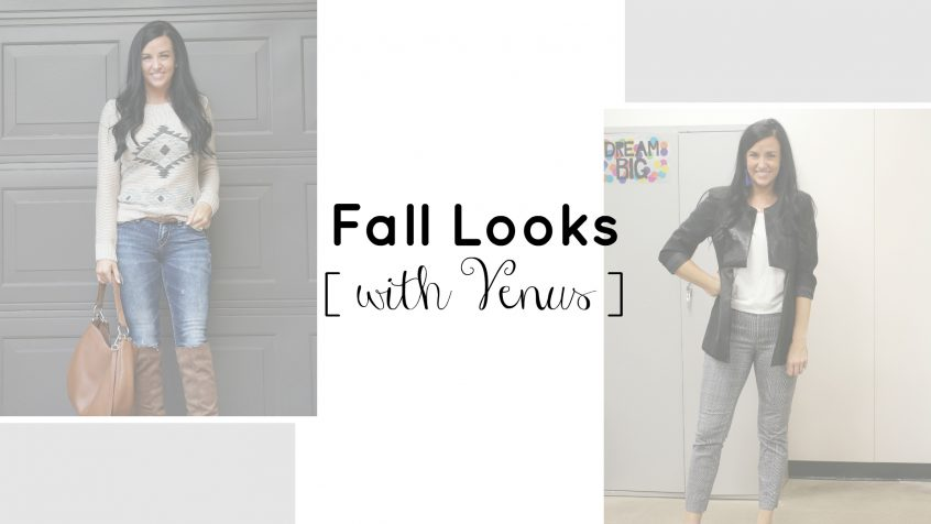 Fall Looks with Venus | Fall Style | Teacherfashionista | Jules