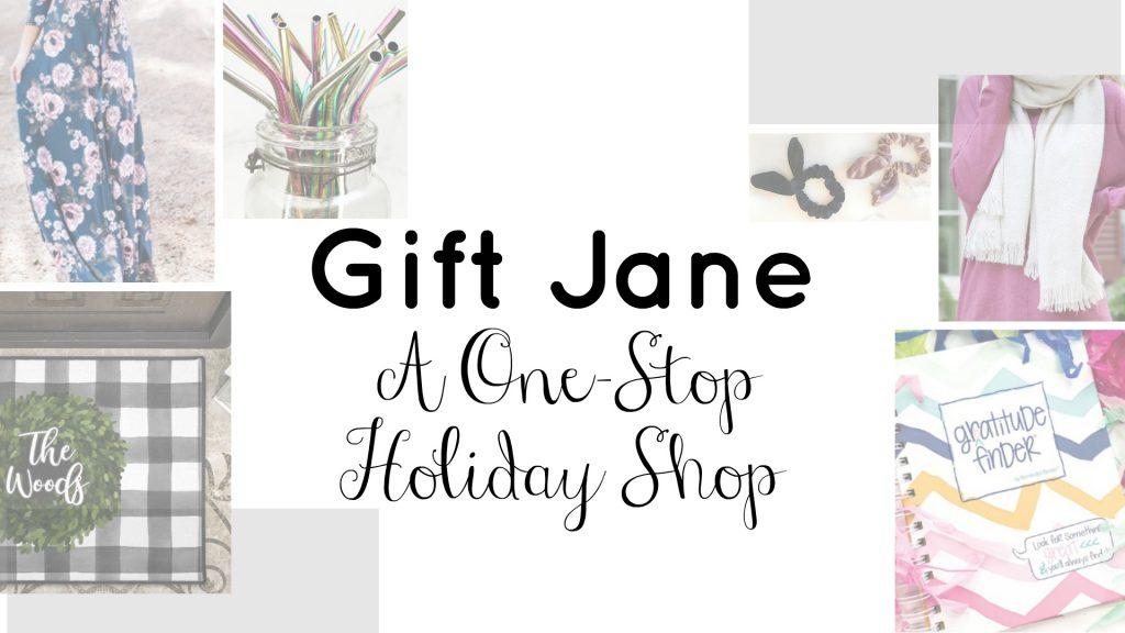 Gift Jane | Holiday Gifts | Christmas Shopping | Teacherfashionista | Jules