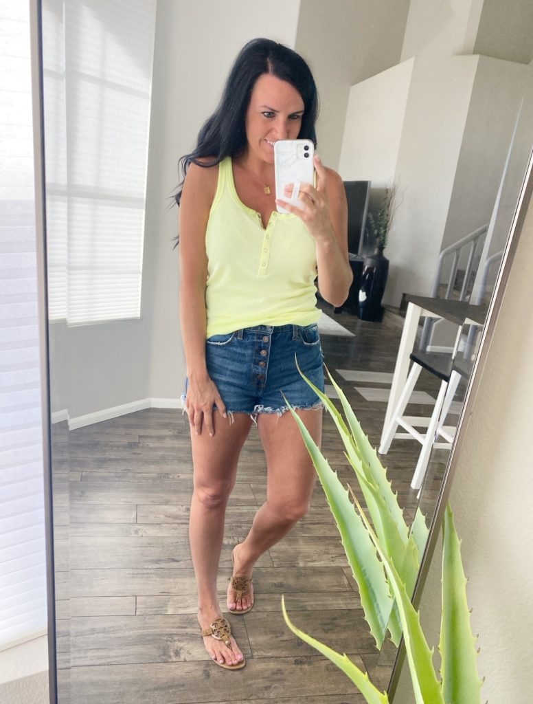 Shopping with Tanger Outlets | Teacherfashionista | Jules
