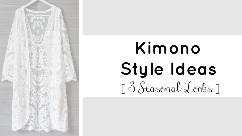 Kimono Style Ideas | Teacherfashionista | Jules