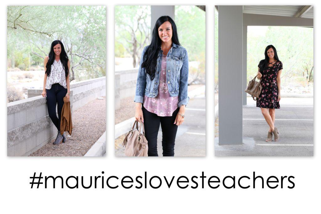 Maurices   Maurices Loves Teachers   Teacher Outfits   Teacherfashionista   Jules