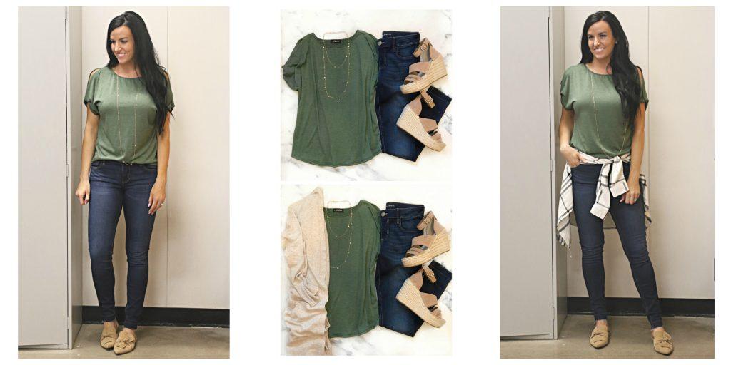 403469f6d2df9d Outfit Details  Colette Cold Shoulder ...