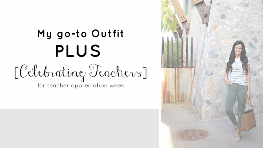 Teacher Outfit | Teacher Appreciation Week | Teacherfashionista | Jules