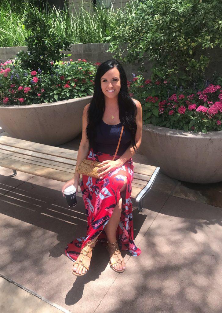 5 Ways to Wear a Handwoven Bag | Amerii Bag | Teacherfashionista | Jules