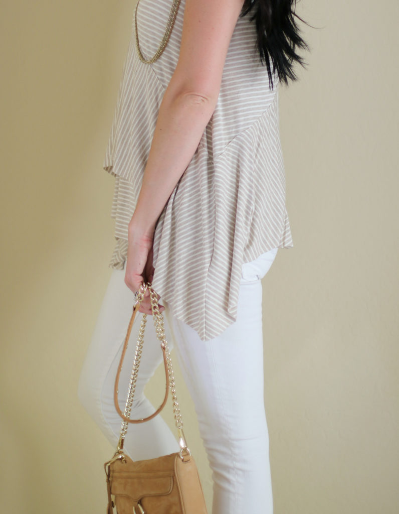 Grace & Lace | Striped Tee | Spring to Summer | Teacherfashionista | Jules