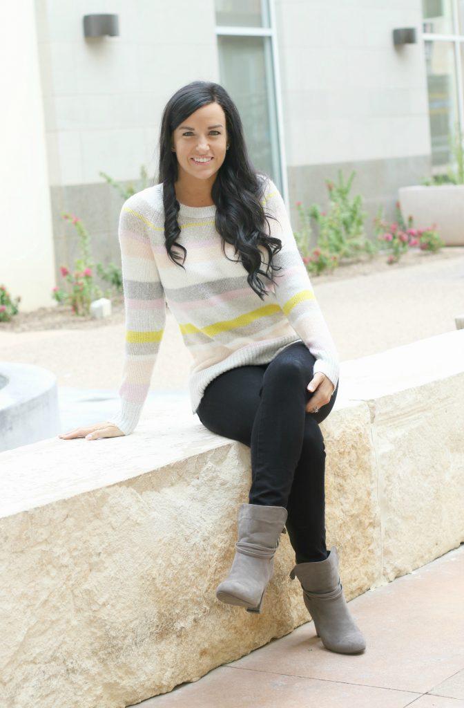 Versatile Sweater with LOFT   LOFT Partner   Teacherfashionista   Jules
